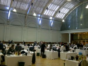 Vigneron's Independent London Fair Jan 2013