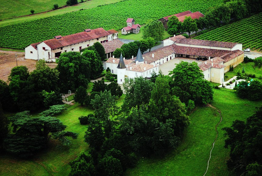 French Family buys 173 hectare Danish Château de Seguin inBordeaux