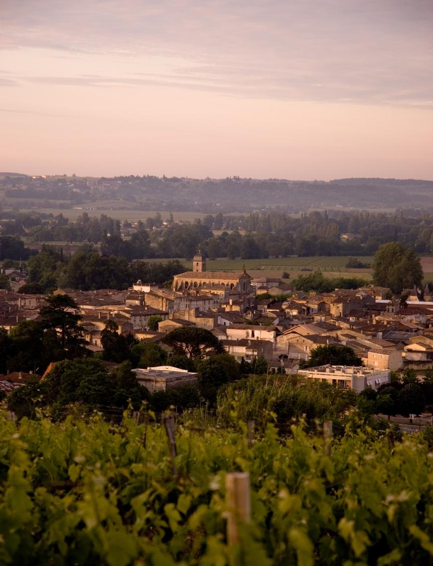 Wine Tourism in the Côtes de Bordeaux; the prettiest vineyards ofBordeaux