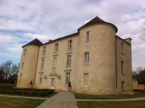 Château Cadillac (Cadillac en Fronsadais)