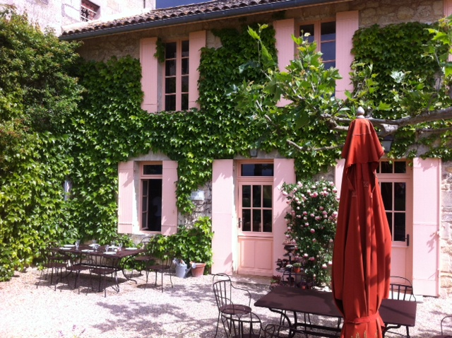 Lost in France -My Baby Dreamhouse in the vineyards of St Emilion in GreyMay!