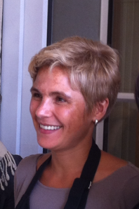 Sandrine Garn=bay, winemaker at Château d'Yquem