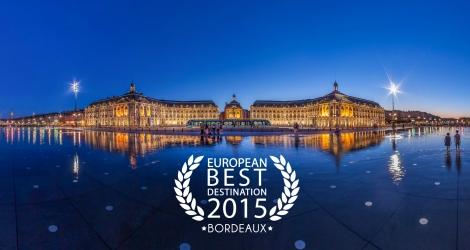 What I think makes Bordeaux the top European City tovisit