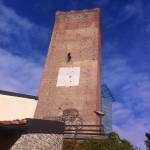 Barbaresco – a tower and awine