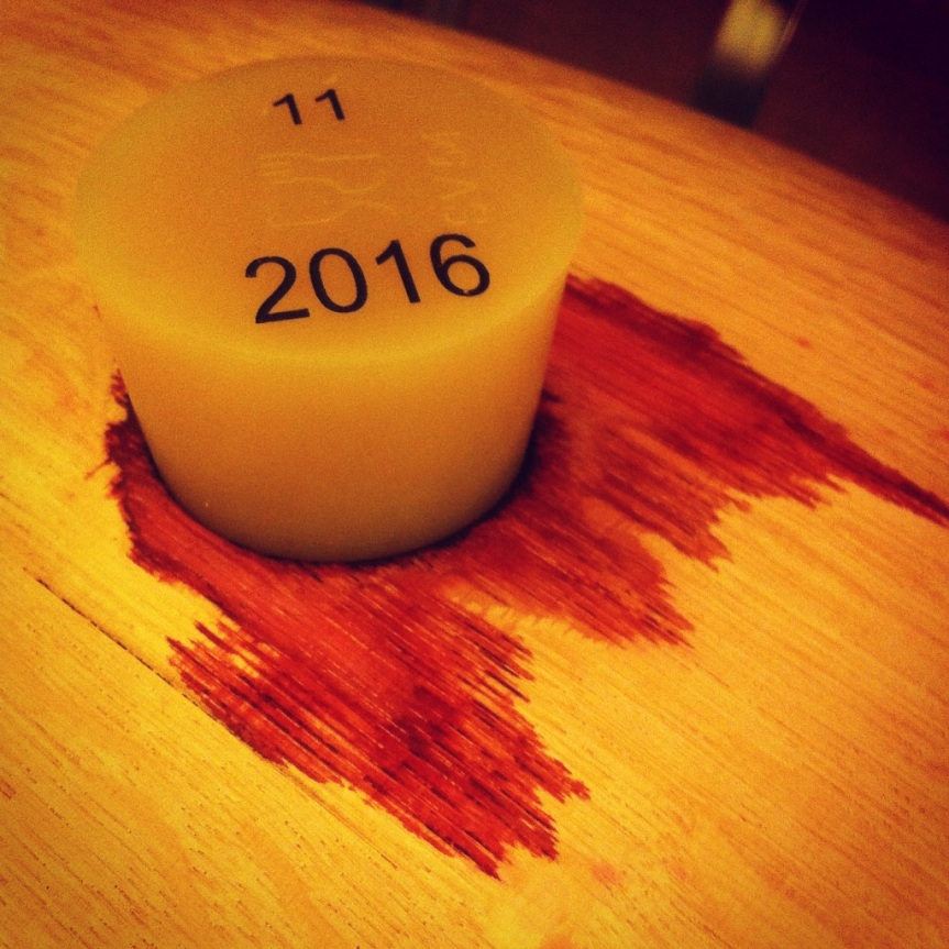 2016 Bordeaux – it's in the barrel!