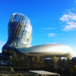 Where is the City of Wine?Bordeaux!