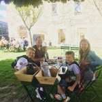 Picnic Lunch in the heart of St Emilion – and a glass ofbubbly!