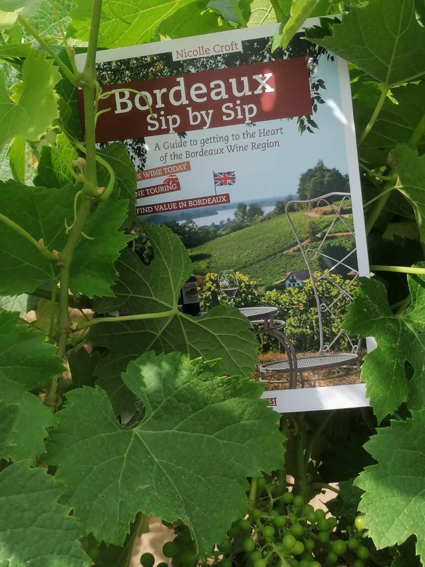 Bordeaux Book Sip by Sip by NicolleCroft