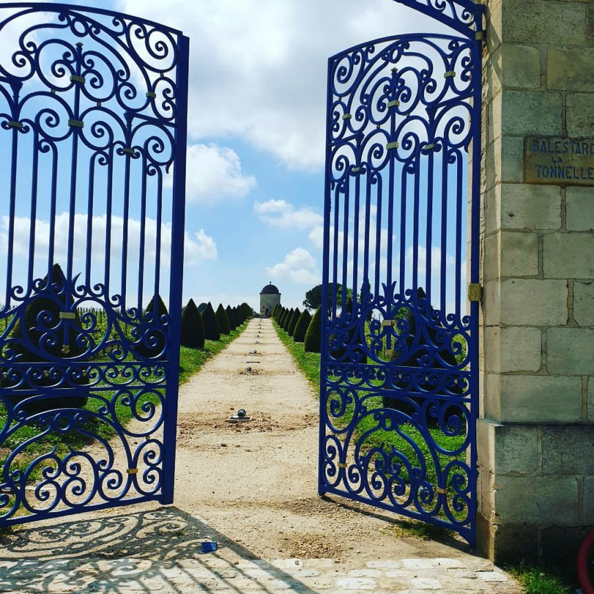 Châteaux in Bordeaux open their doors again for visits