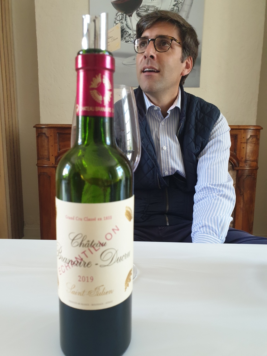 Branaire Ducru, St Julien – a wine that has marked my life