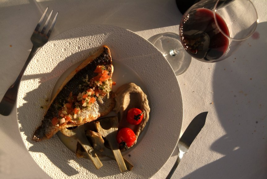 My Top Five Restaurants in St Emilion for foodies (andwineys)