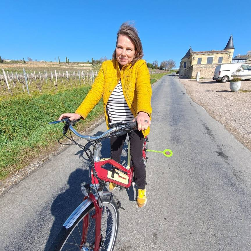 Soak up St Emilion on the saddle of an Electric Bike